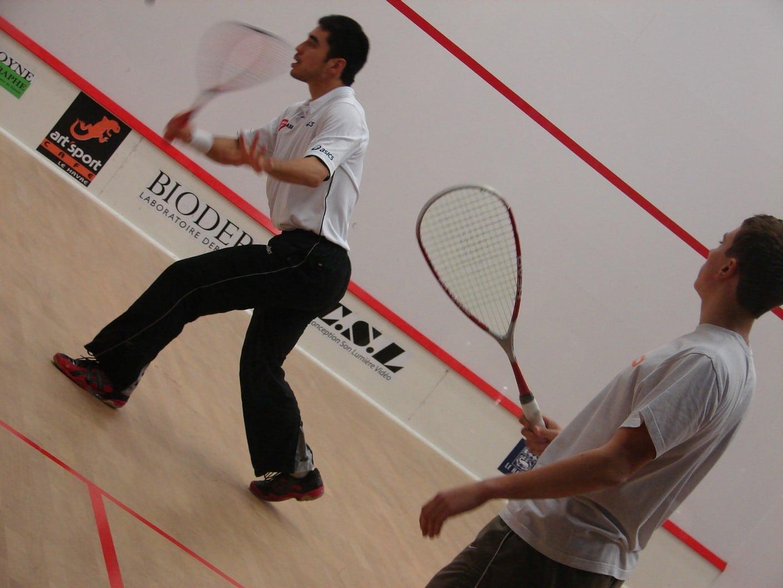 Squash le havre