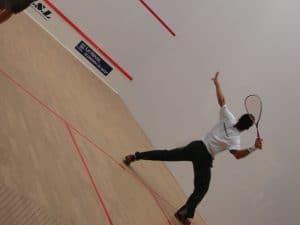 Art'Sport Café Tournoi de Squash