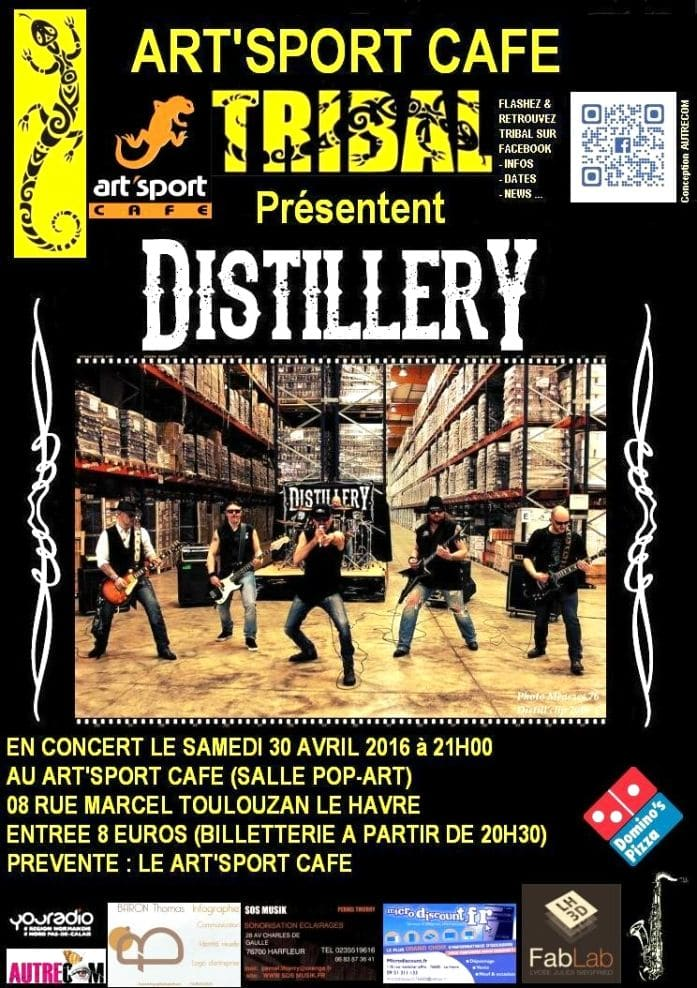 Concert Distillery