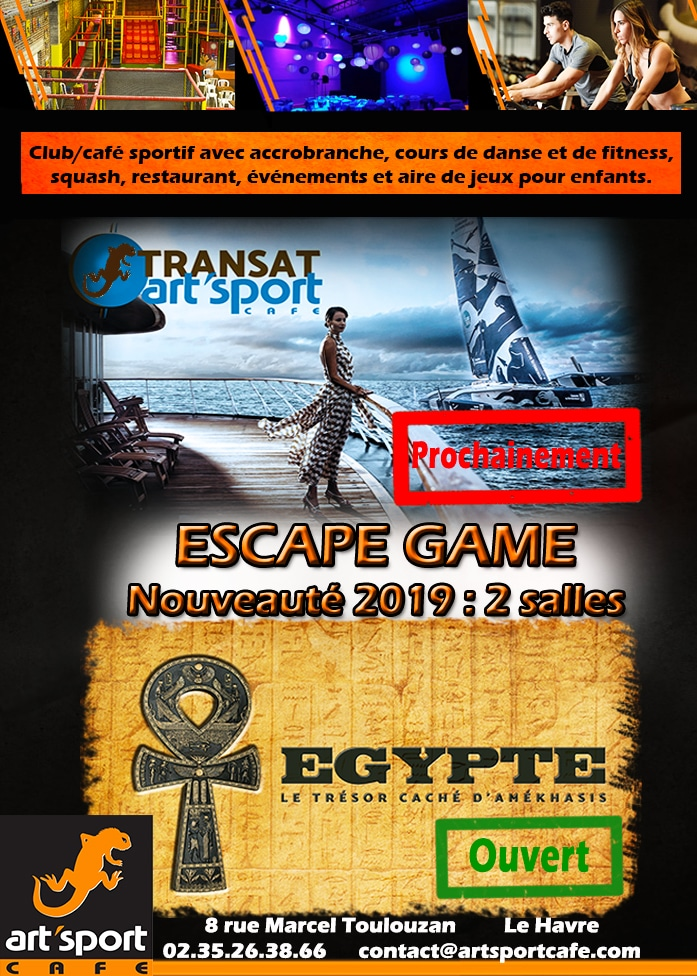 Escape Game Le Havre