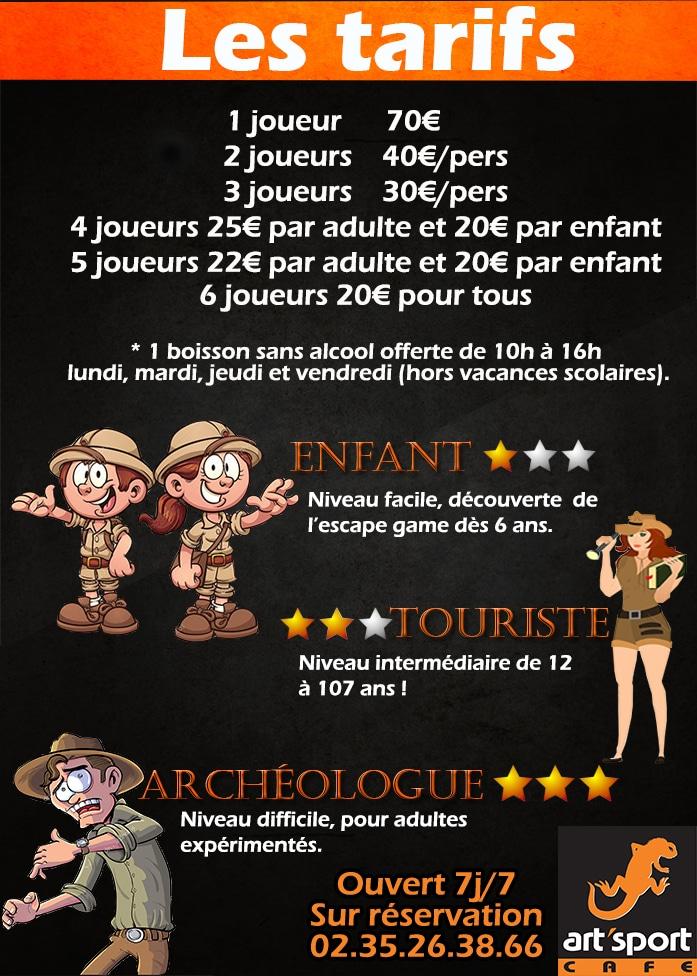 Escape Game Le Havre
